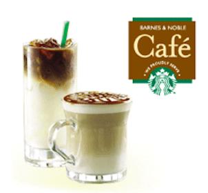 Barnes & Noble Cafe Coupon: BOGO FREE Starbucks Hand Crafted Espresso Beverages