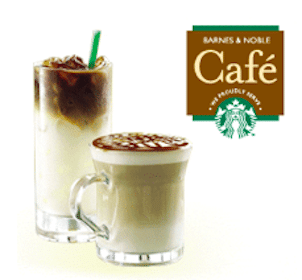 Barnes & Noble Cafe Coupon: BOGO FREE Starbucks Hand Crafted Espresso Beverages