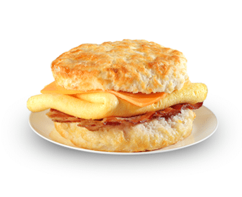 FREE Breakfast Biscuit at Bojangles