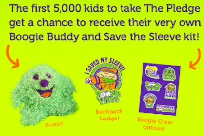 Boogie Buddy & Save the Sleeve Kit (1st 5,000!)