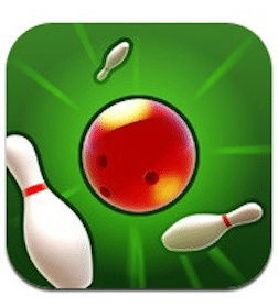 Downhill Bowling App (Regularly $2.99!)