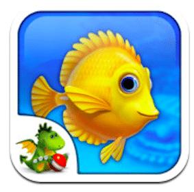 Fishdom HD App for iPad (Reg. $1.99!)
