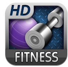FREE App: HD Fitness for iPad