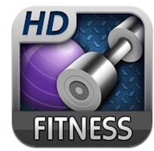 FREE App: HD Fitness for iPad