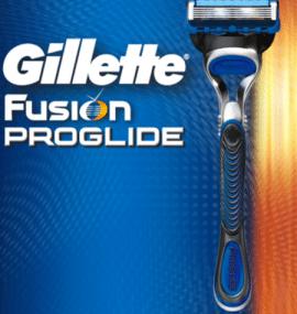 Gillette Fusion ProGlide Razor (Costco Members Only)
