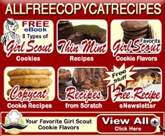 eCookbook: Girl Scout Cookies