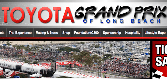 Long Beach Grand Prix Tickets for Friday 4/19