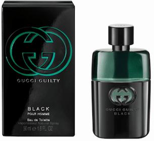 Gucci Guilty Black Fragrance Sample
