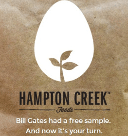 Sample of Hampton Creek Foods Product to Replace Eggs