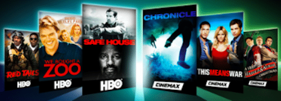 HBO & Cinemax for DIRECTV Subscribers (3/9-4/1)