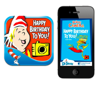 Dr. Seuss iTunes & Android Apps