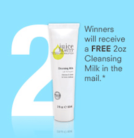 200 Win Juice Beauty Cleansing Milk from Juice Beauty