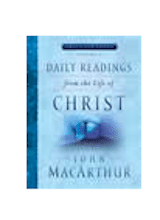 Hardcover Book: Daily Readings from the Life of Christ