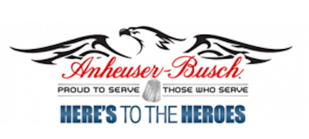 Admission at Participating Anheuser-Busch Parks for Military
