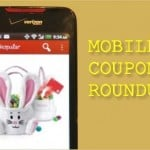 Mobile Coupon Round-Up