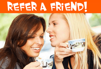 Clientele Moisturizer & Sunblock Sample for Referring Friends
