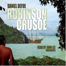 Robinson Crusoe by Daniel Defoe Audiobook Download