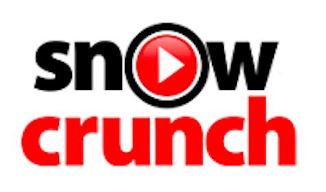 Snow Crunch Sticker
