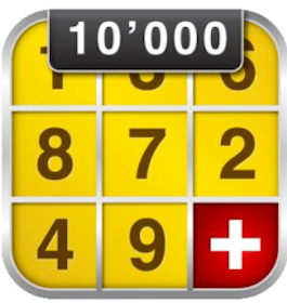 Sudoku 10,000 Plus Android App (Get $1 MP3 Amazon Credit After Purchase!)