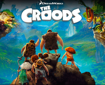 Advanced Screening of The Croods on March 16th (Select Cities)