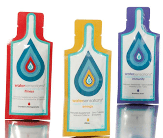 Watersensations Infusion Sample