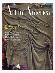 Subscription to Art in America