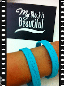My Black is Beautiful #ImagineAFuture bracelet