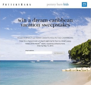 Win a Dream Caribbean Vacation Sweepstakes
