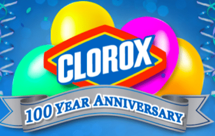 Win a $250-$1000 Target Gift Card in the Clorox Instant Win Game