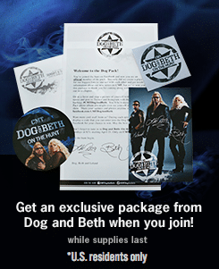 Dog and Beth On the Hunt Welcome Package
