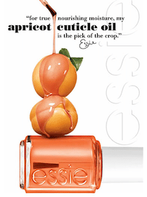Essie Apricot Cuticle Oil Sample