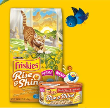 Friskies Rise and Shine Coupon [FACEBOOK]