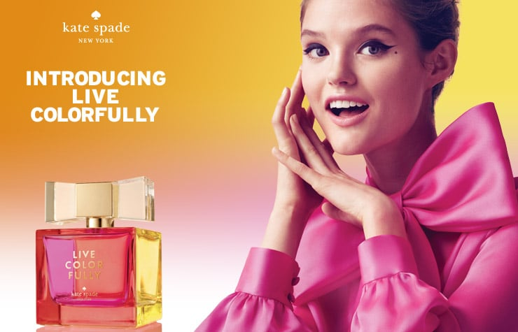 Free Kate Spade NY Live Colorfully Fragrance Sample at Nordstrom