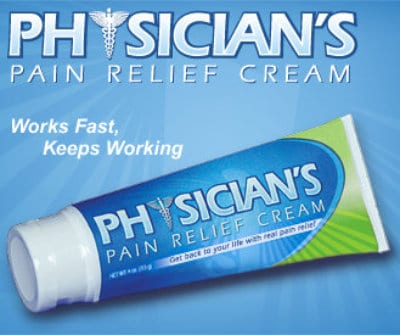Physicians Formula Pain Relief Sample [FACEBOOK]