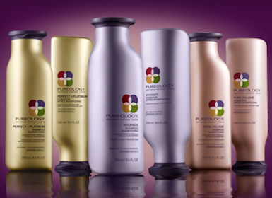 Win Reviving Red Products in the Pureology Reviving Red Sampling Sweeps