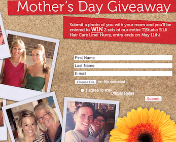 Win Remington Products in the Remington Ready Mother's Day Sweepstakes