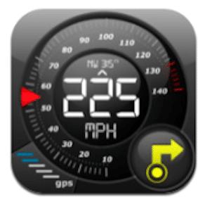 Speedometer+ G12 (Car speedometer, Bike cyclometer) App (Regularly $3.99!)