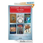 Free Kindle Samplers for Kids and Teens