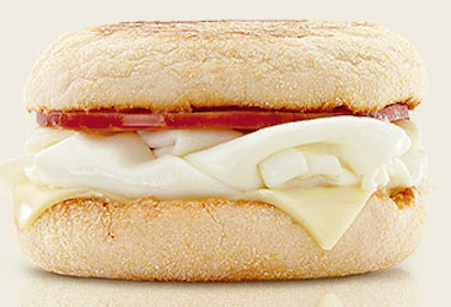 McDonald's Coupon: Egg White Egg McMuffin Only $1.00