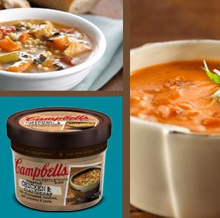 Campbells Slow Kettle Soup (Twitter)