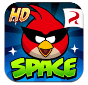 Angry Birds Space iPhone and iPad Games