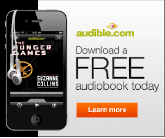 Audible.com Audiobook Download with 30 Day Trial