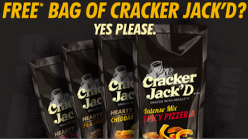 Bag of Cracker Jack'D (1st 1,000 Daily!)