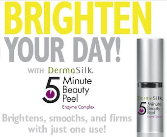 DermaSilk 5 Minute Beauty Peel Sample