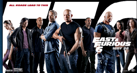 Fast & Furious 6 Movie Screening Tickets