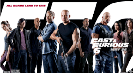 Fast & Furious 6 Advanced Movie Screening (Select Cities)