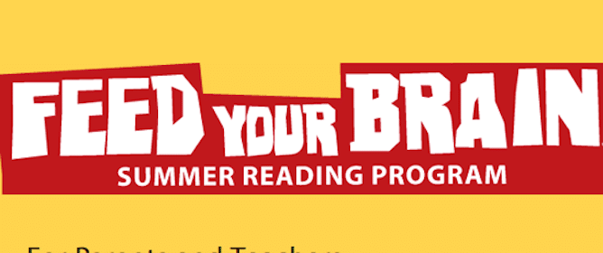 Summer Reading Program from Half Price Books