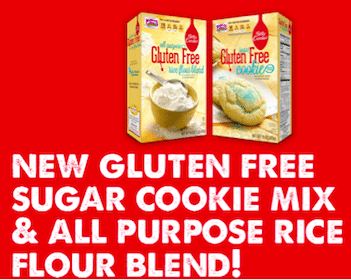 Gluten-Free Betty Crocker Mailed Product Coupon (1st 25,000!)