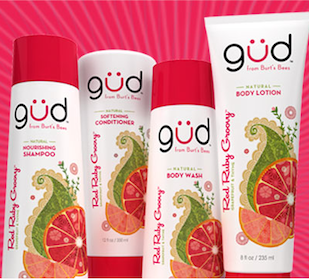 Gud Red Ruby Groovy Shampoo and Conditioner Sample