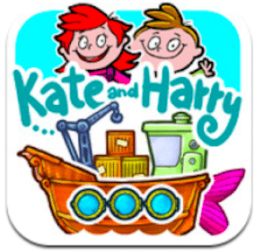 iTunes App: Build A Ship With Kate and Harry
